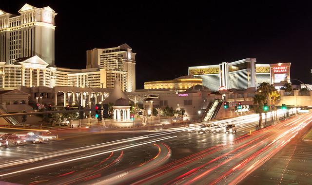 Busy Las Vegas