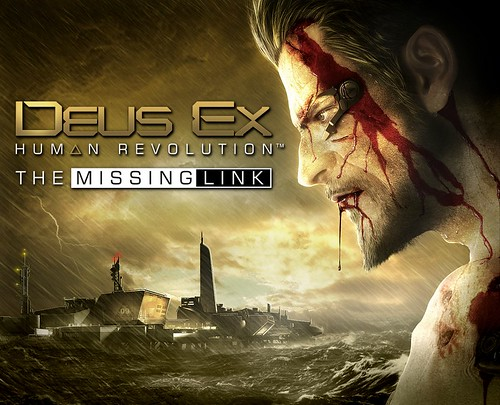 Deus Ex Human Revolution Missing Link DLC Walkthrough