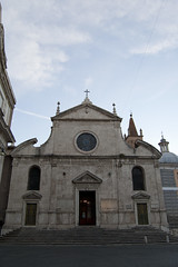 """Santa Maria del Popolo • <a style=""""font-size:0.8em;"""" href=""""http://www.flickr.com/photos/89679026@N00/6249960074/"""" target=""""_blank"""">View on Flickr</a>"""