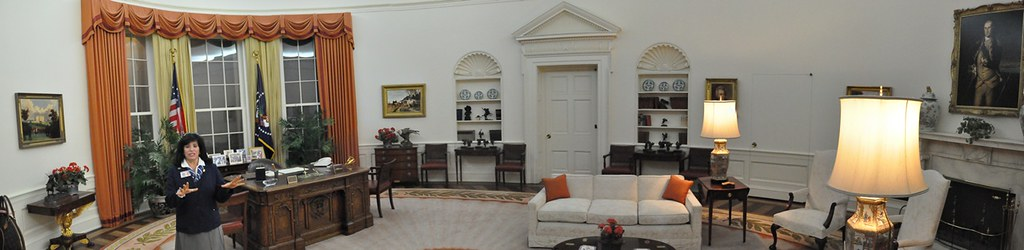 Oval Office Panorama