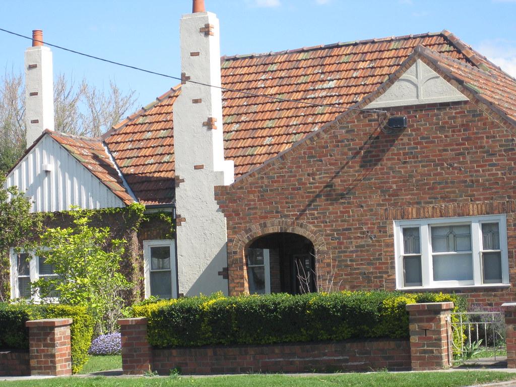 A Mock Tudor Villa - Coonans Hill