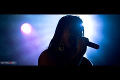 Balance #9 (Jeff Krol) Tags: light music woman playing girl canon eos star concert artist singing live performance band flare balance hoogeveen f28 70200mm 70200l ef70200mmf28lusm 60d balancemusic deweide vvdeweide jeffkrol