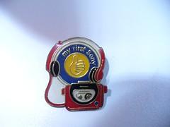 Pin Walkman WM3000 - My First Sony collectie (BeeldenGeluid) Tags: museum radio ads walkman reclame retro gadgets collectie archief objecten beeldengeluid myfirstsony nederlandsinstituutvoorbeeldengeluid