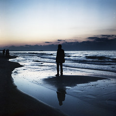 Baltic Sea. Cranz.