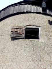 WINDOW - BIDSTON HILL WINDMILL - WIRRAL (PARK@ARTWORKS) Tags: windows windmill birkenhead wirral industrialarchaeology bidstonwindmill
