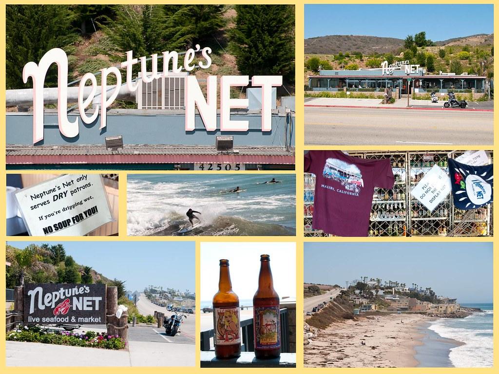 Neptune's Net Postcard