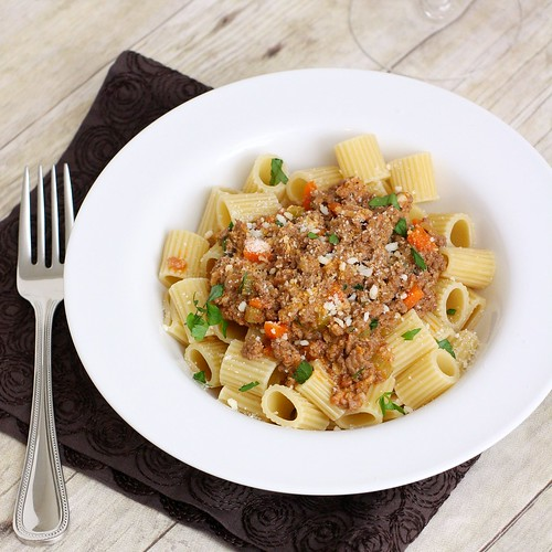 Bolognese for Emeril's One-Pot Blogger  Cooking Party