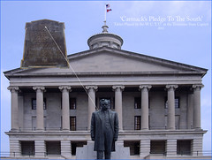 Carmack Statue -- Tennessee State Capitol Buil...