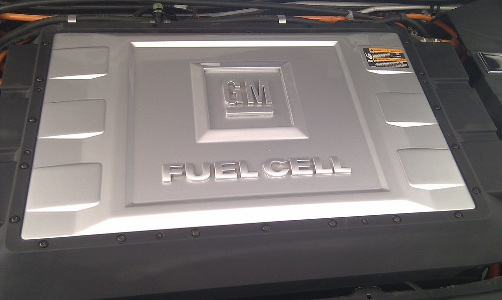 Opel HydroGen4 Fuel Cell