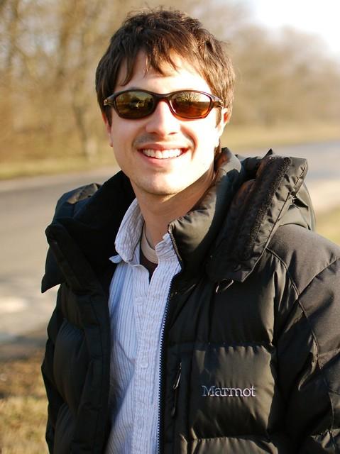 Director Aaron Yeger