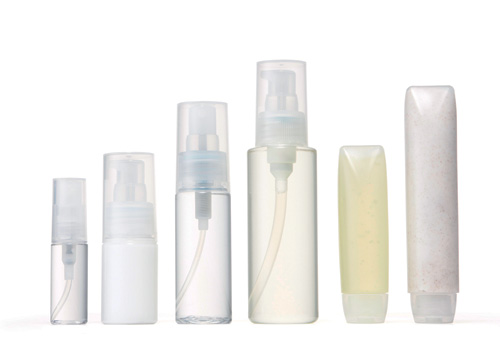 Muji PET Bottles and Tubes