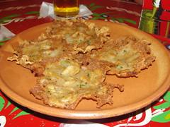 Tortitas camarones