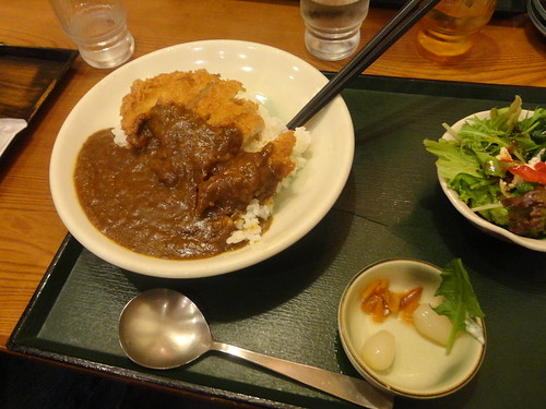 Tonkatsu Curry - delicious