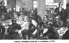 The American Magazine 1881 and Benjamin Disraeli - illustration  - 6