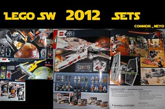 2012 SW Sets (Planet Sets Included!) (Commdr_Neyo ☮) Tags: