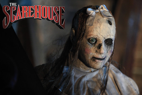 as the  1 haunted house in