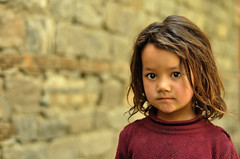 Adorable (k gokul) Tags: kids portraits nikon ladakh d90