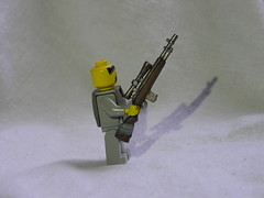 Weapon Test (Imperial-Technology) Tags: lego military weapon brickarms apoca legoapoca