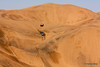 A Croozer on a slipface (hannes.steyn) Tags: africa cars nature canon landscapes sand scenery desert 4x4 dunes vehicles toyota getty landcruiser namibia automobiles reserves namib namibdesert canonef70300mmf456isusm 450d canon450d hannessteyn eosdigitalrebelxsi namibnaukliftpark gettyimagesmeandafrica1