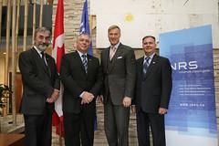 Le gouvernement du Canada investit dans la recherche universitaire de l'INRS