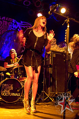 Grace Potter and the Nocturnals - Lollapalooza - Day 1 - Grant Park - Chicago, IL - Aug 5th 2011