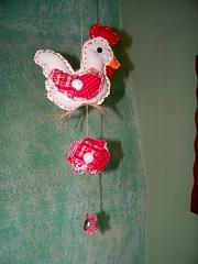 Mobili (Ronew) Tags: artesanato fuxico colagem tecido