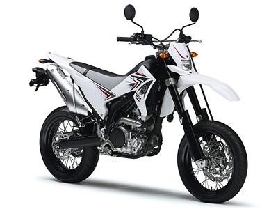 2010年モデルWR250X(ホワイト)