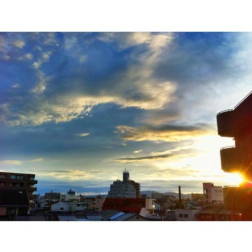 今日の写真 No.376 – 昨日Instagramへ投稿した写真(2枚)/iPhone4+Camera+、HDR Fusion