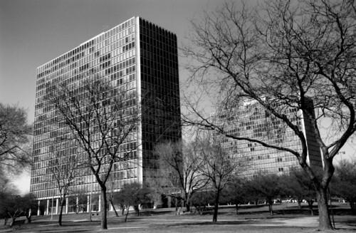 Lafayette Park, Detroit, Michigan