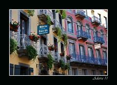Richelieu kaleko hotelak (innaakki) Tags: pyrenees adarra cauterets 2011 iraila pirineoak