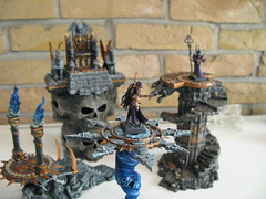 Storm of Magic (photon_de) Tags: storm dark miniature paint magic warhammer elve
