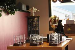 CCNA Capri Swarm trophies