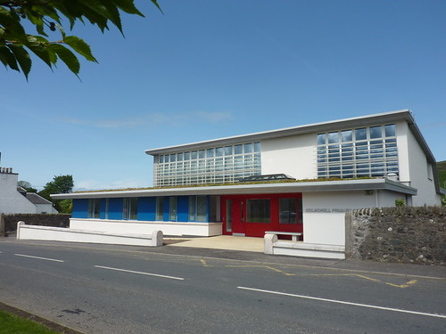Colmonell Primary School by ARPL Architects
