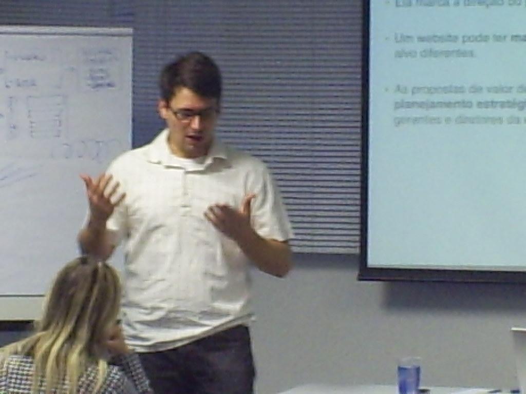 Training Program Arquitetura de Informação em Projetos Web