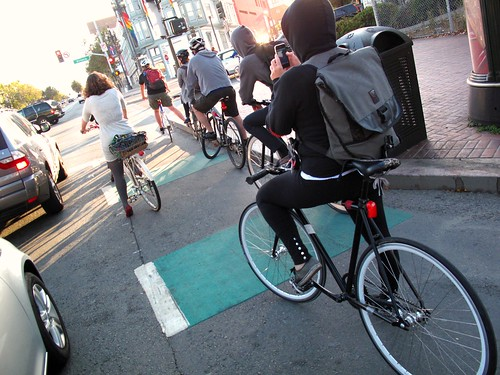 Bike Commute SF