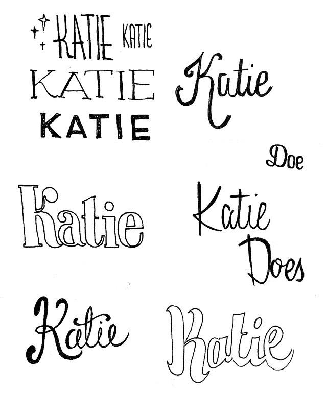 Katie doodles