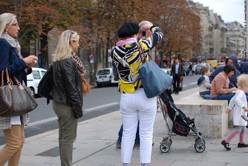 Paris, autumn 2011