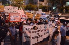 . (Uri ZACKHEM) Tags: israel palestine plan demonstration zionism negev ethnic racism bedouins cleansing naqab prawer