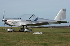 2011-02-12-027FD G-XIXI (BringBackEGDG) Tags: eurostar trevellas perranporth ev97 cosmik aerotechnik