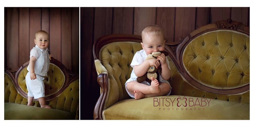baby photographer 1 year standing baby