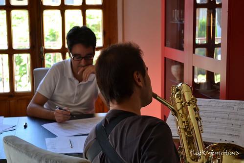 Ensayo Josetxo Silguero 20/09/2011