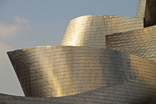 Guggenheim Bilbao by margalice / marga