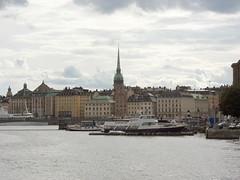 Strandvgen, Stockholm (davidmcnuh) Tags: sea ferry port boat ship sweden stockholm harbour yacht spire sverige stermalm strandvgen