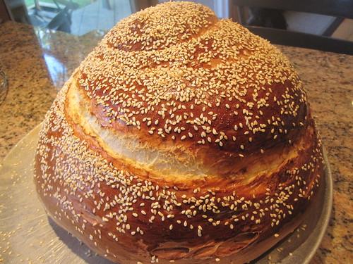 Chalah Bread 002