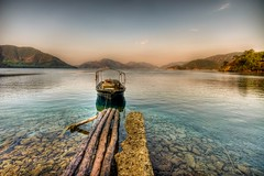 Marmaris, Turkey (Nejdet Duzen) Tags: trip travel sea vacation holiday nature turkey boat view jetty trkiye deniz iskele sandal marmaris manzara tatil turkei seyahat doa mula colorphotoaward saariysqualitypictures mygearandme ringexcellence artistoftheyearlevel3