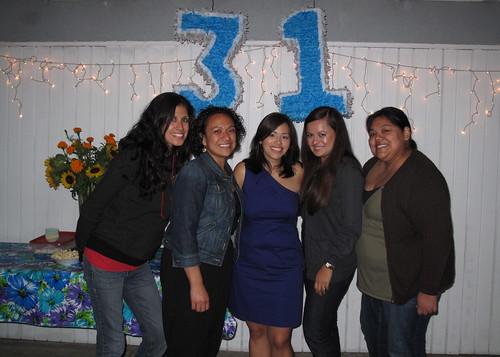 Friends since freshman year at UCLA