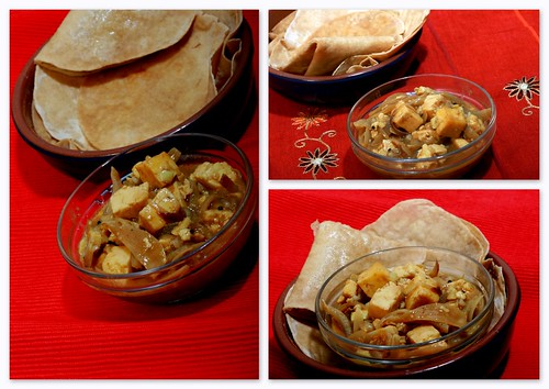 Butter Paneer/ Paneer Curry by {deepapraveen very busy with work..back soon