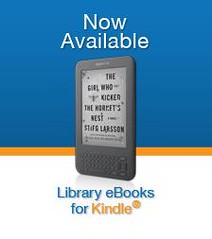 Kindle now available