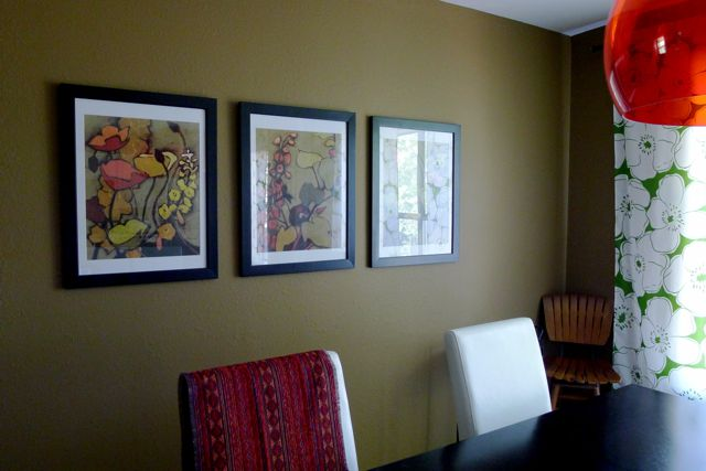 Dining Wall
