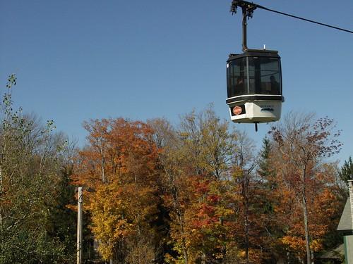 Fall Gondola